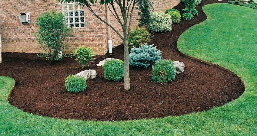 Purpose of Mulch in Omaha